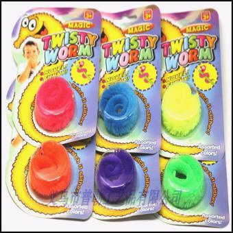 Đạo cụ ảo thuật: Ảo thuật với trò con sâu bướm Twisty Worm Magic