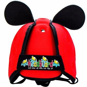 Mũ bảo vệ đầu cho bé tập đi Headguard