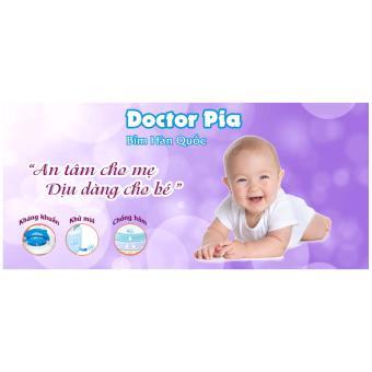Bỉm Plora Doctor Pia size M (Màu xanh lá)