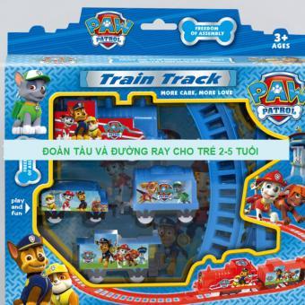 Bộ đồ chơi đoàn tàu Track Train