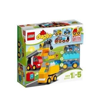 Ôtô Đầu Tiên Của Bé LEGO 10816