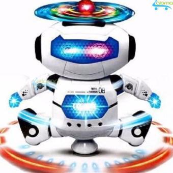 Robot nhảy múa phát nhạc vui nhộn Dancing Robot DR-25