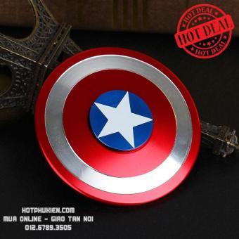 Con quay cao cấp Spiner Captain America