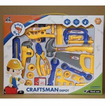 Bộ đồ chơi dụng cụ sửa chữa 25 món Cupid Kid 2302104