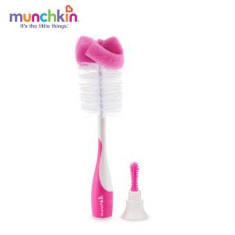 Chổi Rửa Bình Sữa Có Mút Munchkin Mk16020