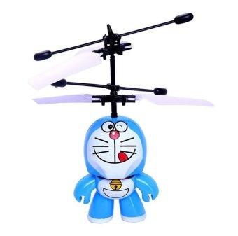 Máy Bay Cảm Ứng Doremon Có Remote