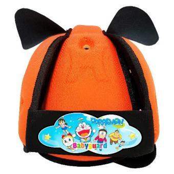 Mũ Bảo Vệ Đầu Cho Bé BabyGuard logo Doremon 03