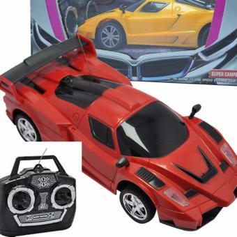 Xe hơi, ô tô đồ chơi điều khiển từ xa 4 chiều.