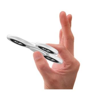 Đồ Chơi Giúp Xả Stress Fidget Spinner (trắng)