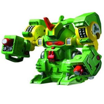 Đồ chơi robot Táo Thiện Xạ Fruity Robo YW520530 (Xanh lá)
