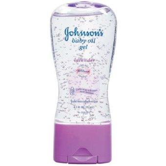 Gel mát xa cho bé hương Lavender Johnson's baby 192 ml
