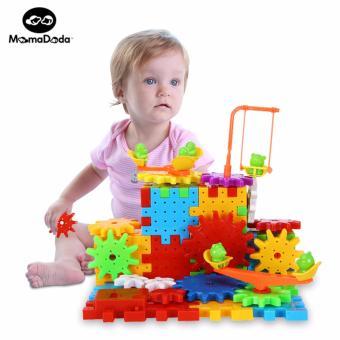 Bộ đồ chơi lắp ghép 3D sáng tạo cho bé