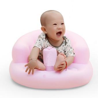 Ghế hơi tập ngồi cho bé RoyalKid RC1101508 - hồng ANHDUY STORE