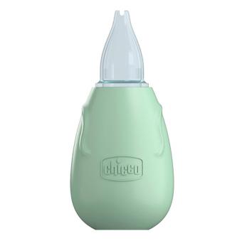 Bơm hút mũi cho trẻ từ sơ sinh Chicco 4923 (Xanh)