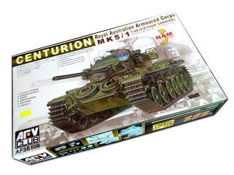 Mô hình xe tăng MK5/1 CENTURIO - VN WAR - 1:35 - AFV CLUB.