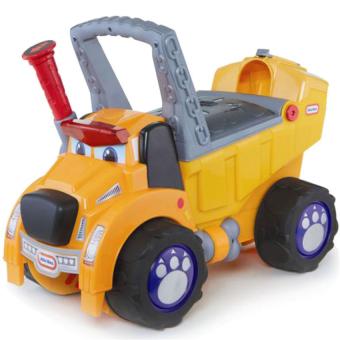 Xe chòi chân Big dog Little tikes LT-635762 (Vàng)