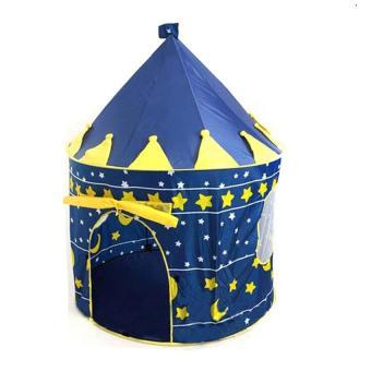 Lều xinh cho các hoàng tử nhỏ (Xanh)