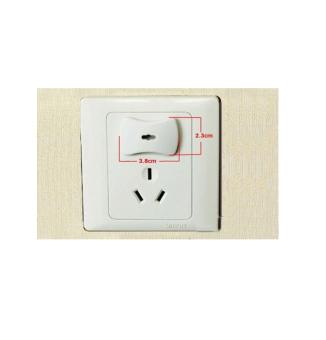 Bộ 4 ốp góc bàn và 6 nắp che ổ điện an toàn cho bé Hoài Anh