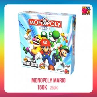 Monopoly Junior Mario - Cờ Tỷ Phú Mario
