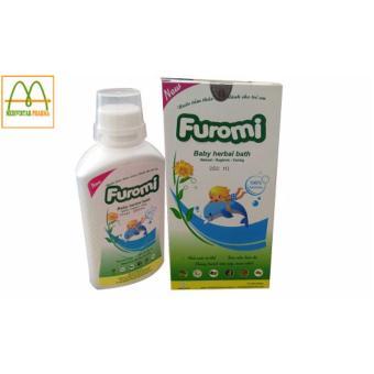 Nước tắm trẻ em Furomi 250ml