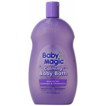 Dầu tắm cho bé Baby Magic Lavender & Chamomile Scent 488ml
