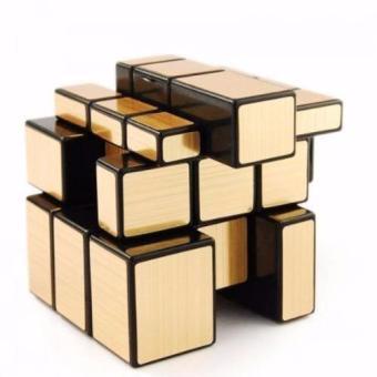 Đồ chơi Rubik Gương Shengshou Bump Mirror ( Bạc)