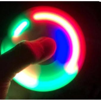 Đồ Chơi Con Quay Giúp Xả Stress Fidget Spinner có đèn LED