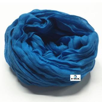 Khăn Choàng Cổ Giữ Ấm Thời Trang Cho Bé HQ STORE 2TI53-5(xanh đậm)