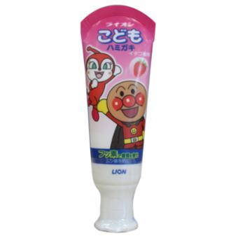Kem đánh răng Lion trẻ em Nhật Bản 40g
