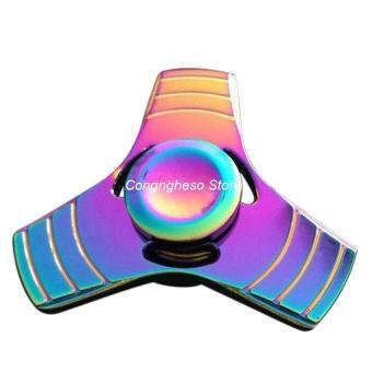 Con quay 3 cánh Fidget Spinner xả stress 7 màu ( Hàng chất lượng loại 1)