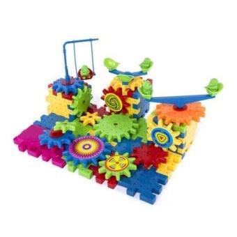 Bộ đồ chơi lắp ráp 3D phát triển trí thông minh, sáng tạo cho bé (Funny Bricks)