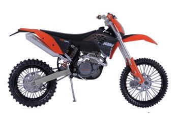 Mô hình xe mô tô địa hình Joycity 1/12 KTM 450 EXC