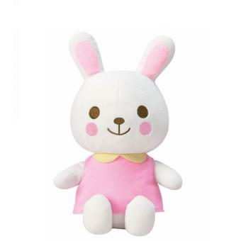 Thỏ bông thân thiện biết nói Combi (Hồng)