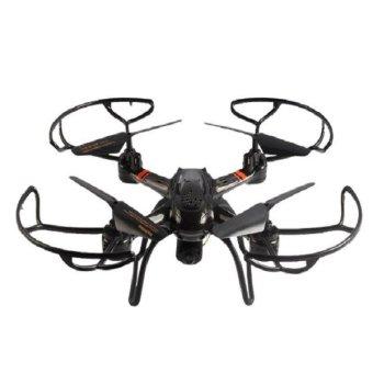 Máy bay drone điều khiển từ xa nhào lộn 360 độ, 4 cánh Mould King Super-S 33041