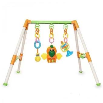 Kệ đồ chơi chữ A Baby PlayGym (Con Vẹt) cao cấp