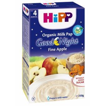 Bột ăn dặm HIPP Sữa