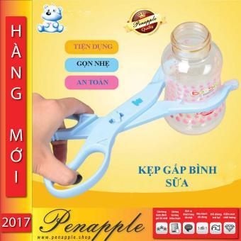 Kẹp gắp bình sữa Bạn có bao giờ bị tổn thương ngón tay Bạn có thể kẹp đồ uống, cốc, bất kỳ sản phẩm nóng Thiết kế tại Nhật Bản - PEN APPLE SUPERSTORE