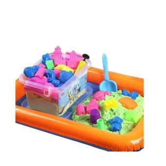 Bộ bể khuôn cát nặn tăng khả năng sáng tạo cho bé
