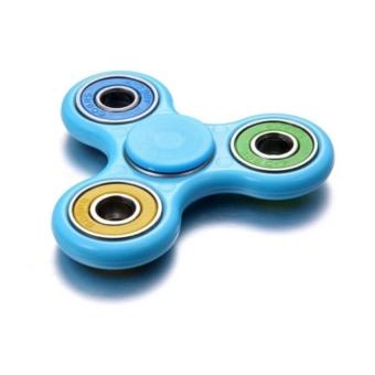 Mua Đồ chơi giúp xả Stress con quay Fidget Spinner (Xanh dương) giá tốt nhất