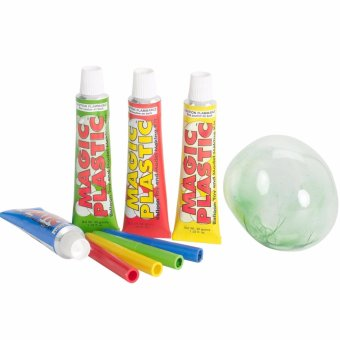 Keo thổi magic 4 ống Hamleys