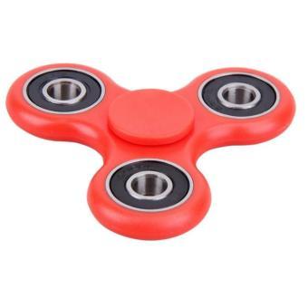 Đồ Chơi Giúp Xả Stress Fidget Spinner loai 1 (đỏ)