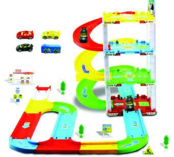 Bộ đồ chơi xếp hình phù hợp cho trẻ