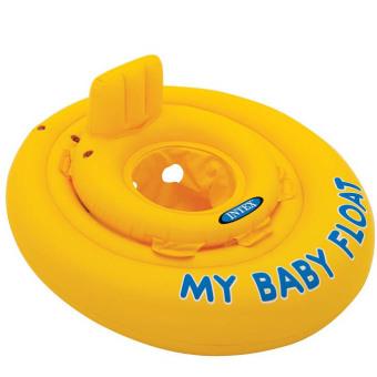 Phao ghế Intex chống lật đường kính 70 cm dùng cho bé 1 đến 3 tuổi