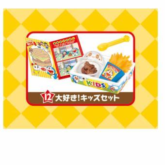 Doraemon Hamburger Shop mẫu số 12
