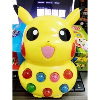 Đồ chơi thông minh cho bé Pikachu (Vàng)