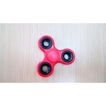 Đồ chơi con quay cho trẻ và gia đình(màu đỏ và màu xanh)