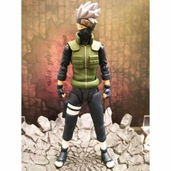 Mô hình nhân vật siêu anh hùng Naruto S.H.Figuarts Bandai Hatake Kakashi
