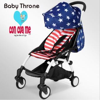 Mua Xe đẩy Baby Throne XF599 2016 upgraded model giá tốt nhất