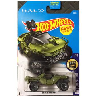 Xe mô hình tỉ lệ 1:64 Hot Wheels 2016 Halo Game UNSC Warthog - Xanh