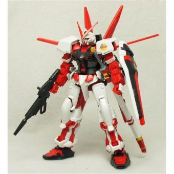 Mô Hình Lắp Ráp Bandai High Grade Astray Red Frame (Flight Unit)